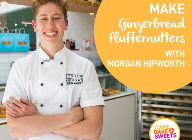 Morgan Hipworth Cake Bake & Sweets Show
