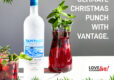 Vantage Christmas Cocktails